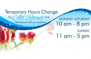 Temporary Hours Change