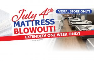 July 4th Mattress Blowout Extended